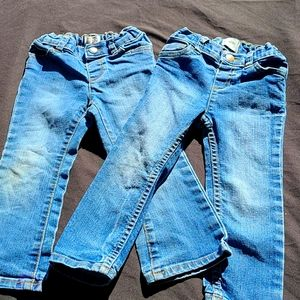 Girls toddler jeans